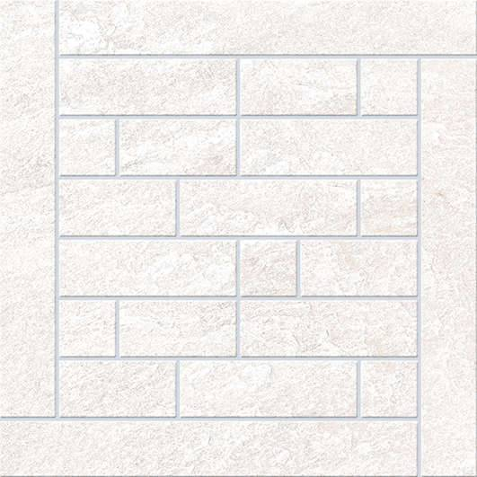 гранит кер. urban quarzite white декор brick k943933 45x45 (vitra)